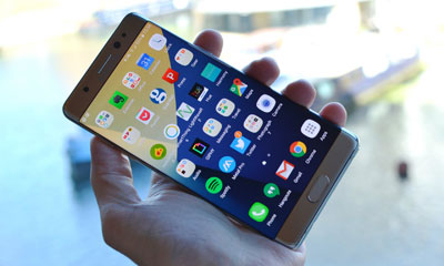 گوشی Samsung Galaxy Note 7