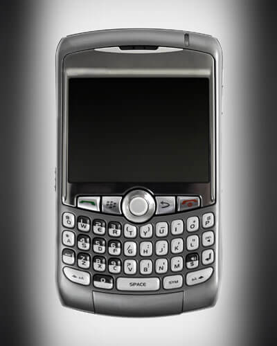 گوشی Blackberry Curve
